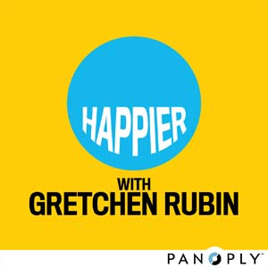 #TryPod Happier with Gretchen Rubin