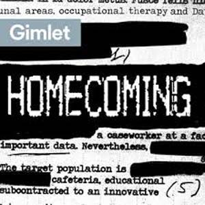 #TryPod Gimlet Homecoming