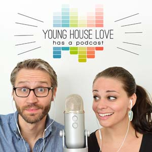 #TryPod Young House Love Has a Podcast